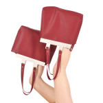 Leather handbags by Hana Coufalova
